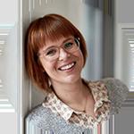 Portrait of client Julie Francoeur