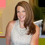Portrait of client Lisa Cumes