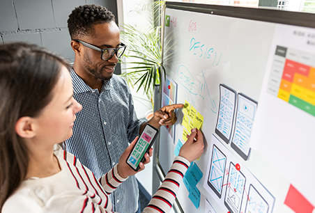 Copywriting for business rebranding